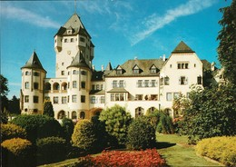 Château De Berg Colmar-berg, Résidence De La Famille Grand-Ducale, Photo: Jochen Herling, Carte Semi-moderne - Colmar – Berg
