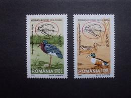 Rumänien     Natur-und Nationalparks  Europa Cept  1999   ** - 1999