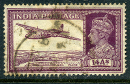 Inde Anglaise 1937-41 Y&T 154A ° - 1936-47 Roi Georges VI