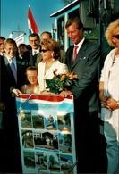 Luxembourg, Leurs Altesses Royales Grand-Duc Henri Et Maria-Thèrésa 1.6.2002 - Famous People