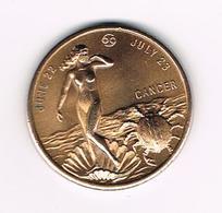 &  PENNING  YOU ARE VERSATILE - CANCER JUNE 22 - JULY 23 - Pièces écrasées (Elongated Coins)