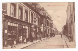 61 Laigle L'Aigle Rue Du Maure VOIR ZOOM Vitrine Epicerie ?AUX Mercerie Pub Miror Café Standart Collection E. Pasquis - L'Aigle