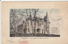 CHAMBLEY  Le Chateau Du Bois Des Harts - Chambley Bussieres
