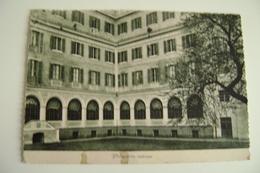 Istituto Salesiano Genzano Di Roma  Scuola Media E Ginnasio  VIAGGIATA   COME DA FOTO IMM.OPACA Bollo Rimosso - Enseignement, Ecoles Et Universités