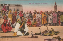 Charmeur De Serpent - Afrika