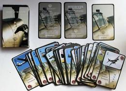 Rare Beau Jeu 54 Cartes à Jouer Spirit Of Aviation Hayward Aviation Limited HAL Insurance Avion Spitfire Mosquito ... - Playing Cards