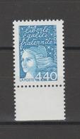 FRANCE / 1997 / Y&T N° 3095 ** : Luquet 4F40 Bleu (avec PHO) - Gomme D'origine Intacte - France