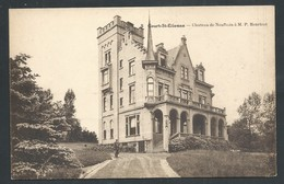 +++ CPA - COURT SAINT ETIENNE - Château De Neufbois à M.P.Henricot   // - Court-Saint-Etienne