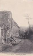 SAINT - SEVER  -  La Rue Aux Moines - Autres Communes