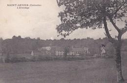 SAINT - SEVER  -  L ' Ermitage - Autres Communes
