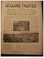 1902 BROOKLYN, NEW YORK ET CREATER NEW YORK / COUTUMES ALGEROISES LA MOUNA / LA SORCIERE BEARNAISE / LE GLOBE TROTTER - Journaux - Quotidiens