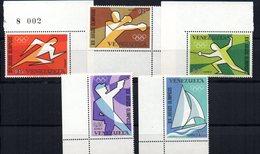 Serie Nº A-951/5 Venezuela - Venezuela
