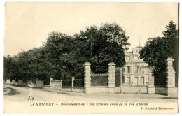 CPA  78 LE VESINET Boulevard De L' Est 1905 - Le Vésinet