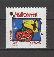 FRANCE / 2004 / Y&T N° 3713 ** : Halloween (de Feuille) - Gomme D'origine Intacte - Neufs