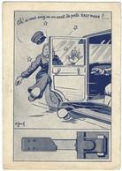 Carte Postale Publicité - Arret De Porte Eastmann - Boyriven Société Anonyme - Automobile, Voiture - Publicités