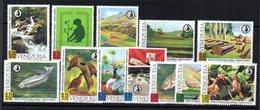 Serie Nº 766/71 + A-958/63  Venezuela - Venezuela