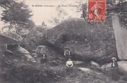 SAINT - SEVER  -  La Pierre Coupée - Autres Communes