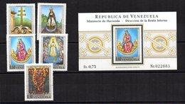 Serie Nº 811/5 + Hb-18  Venezuela - Venezuela
