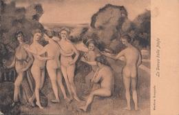 Martino Scappato - La Danza Delle Ninfe - Paintings
