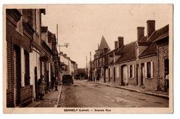 SENNELY GRANDE RUE  ANIME - France