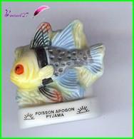"""Feve De Collection Poisson Fish Fisch Edition Atlas """" L'Apogon Pyjama """" #E5 - Animaux"""