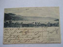 SALO   -  PRECURSEUR DE 1899  -     LAGO DI GARDA         TTB - Italia