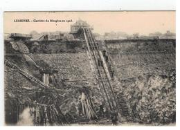 LESSINES.- Carrière Du Mouplonen 1903 Edit.Van Nieuwenhove - Lessen