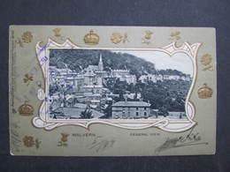 COMPOSER Josef Suk Czech Komponist 1904 Malvern Musik ///  D*35532 - Autogramme & Autographen