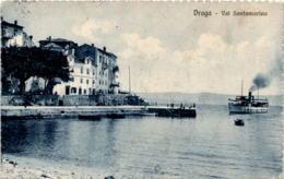 Draga - Val Santamarina (755) - Kroatien