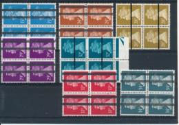 Training School Stamps In Block Of 4  ( K111 ) - 1952-.... (Elizabeth II)
