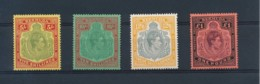 Lot Of 4 Unused High Values   ( Z103 ) - Bermudes