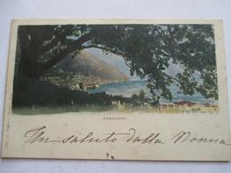 GARGNANO   -  PRECURSEUR DE 1899  -            TTB - Italia