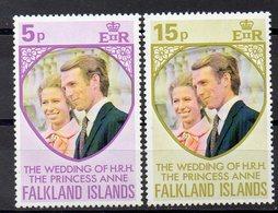 FALKLAND  Timbres Neufs **  ( Ref 2615 )  Famille Royale- Voir 4 Scans - Falkland