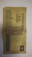 5 Five Pounds Banking Of Egypt - Egypte