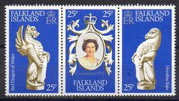 FALKLAND  Timbres Neufs **  ( Ref 2615 )  Famille Royale Elisabeth II - Falkland
