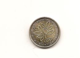 2 € Commémorative Finlande  Année  2004 - Finland