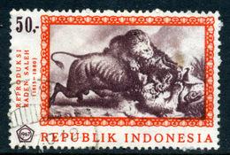 Indonésie 1967 Y&T 524 ° - Indonésie