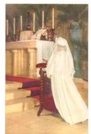Devotie - Devotion - Communie Communion - Yolande Vandoorn - Eglise Ste Ide - 1970 - Communion