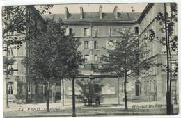 CPA - 75 -  PARIS XVII ème - Hopital Bichat - - District 17