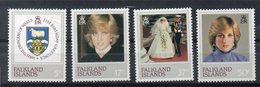 FALKLAND  Timbres Neufs ** De 1982 ( Ref 2616A )  Famille Royale -Charles-Diana - Falkland