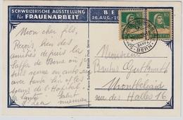 "1928, Sonder-Stp. "" Frauenarbeit "" Seltene Karte!  , #a1480 - Poststempel"