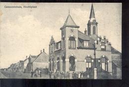 Hoofdplaat - Gemeentehuis - 1925 - Nederland