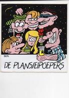Aalst Carnaval  De PLANSJEIPOEPERS - Stickers