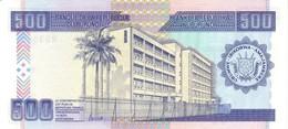 BURUNDI P. 37A 500 F 1995 UNC - Burundi