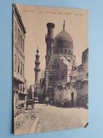 La Mosquée Bleue ( Sérfie B.P. 350 ) Anno 19?? ( See/voir Photo ) ! - Cairo