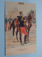 Médecins-Majors - Grande Tenue ( 17 )  ( Collection J H. ) Anno 1912 ( See/voir Photo > VOIR Détail SVP) ! - Uniformi