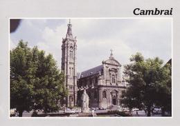 59 CAMBRAI / VUE UNIQUE / LA CATHEDRALE - Cambrai
