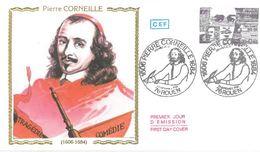 FDC Pierre Corneille (76 Rouen 22/09/1984) - FDC