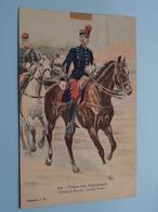 Train Des Equipages - Officier Et Troupe.... ( 30 )  ( Collection J H. ) Anno 1912 ( See/voir Photo > VOIR Détail SVP) ! - Uniformi