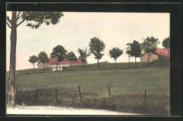 CPA Romainville, Vue Du Fort De Noisy-le-See - Romainville